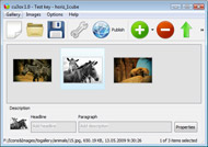 iweb templates photography flash Flash Scroll Banners Software For
