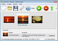 flash video content slider Flash Banner Clicktag